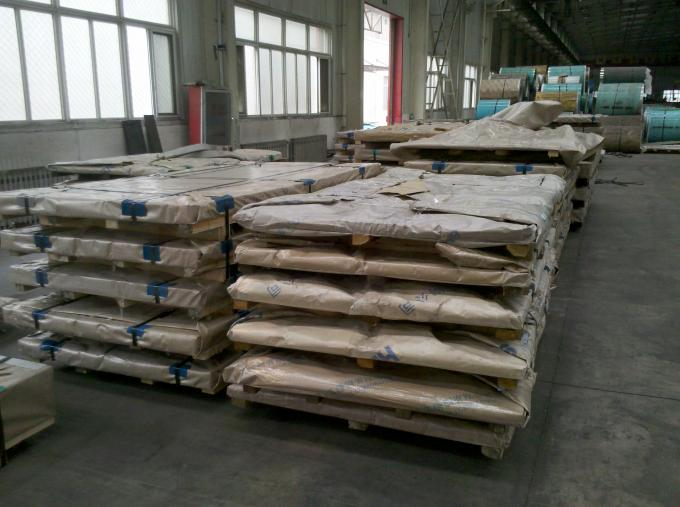 cold-rolled/hot-rolled 316/316L يصفح صلب الذى لا يصدأ 2B ba مع 0.3mm - 50mm سماكة