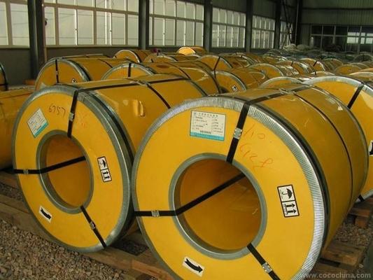 الصين 316 cold-rolled l 321 430 430L صلب الذى لا يصدأ ملف 2B سطح مع 1000mm 1219mm عرضفي المبيعات